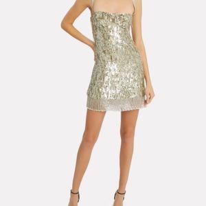 ALEXIS IZABELL SEQUIN DRESS (XS)